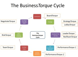 The BusinessTorque Experiential Learning Cycle 2020